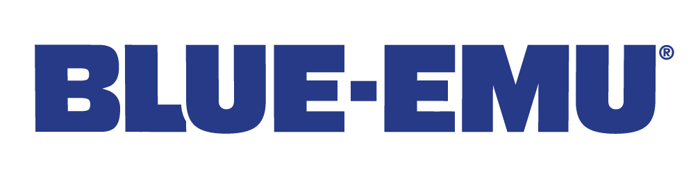 Image of Blue-Emu logo representing Blue-Emu products made in the USA