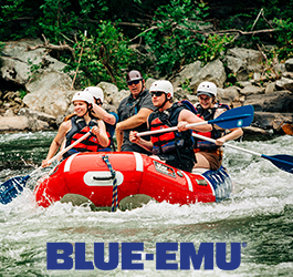 Jubal Roe Combines His Love of Rafting with River Conservation