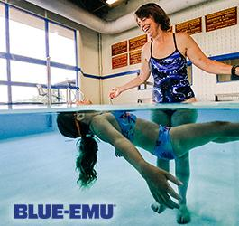 Janine Pleasant's Love of Swimming Lifts Others Up