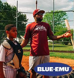 Jonathon Lampley Coaches the Future with Youth Baseball