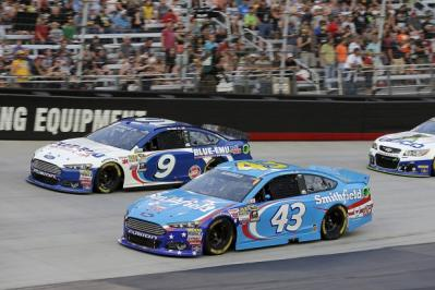 Sam Hornish and No. 9 BLUE-EMU Ford Recap