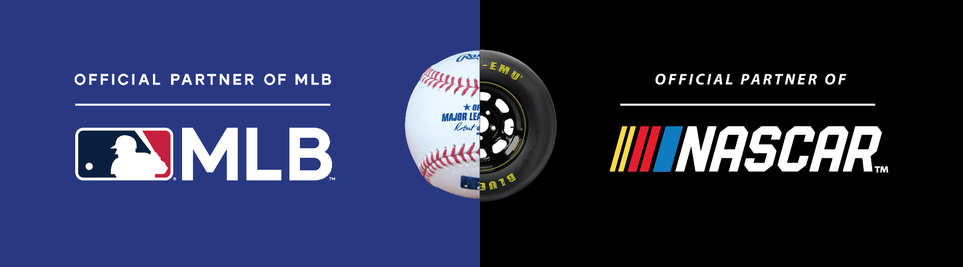 Blue-Emu An Official Partner of MLB & NASCAR