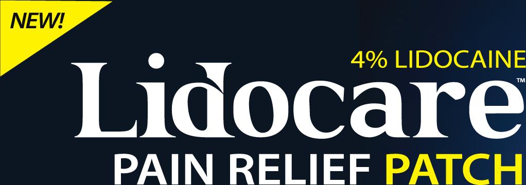 Lidocaine patch back pain