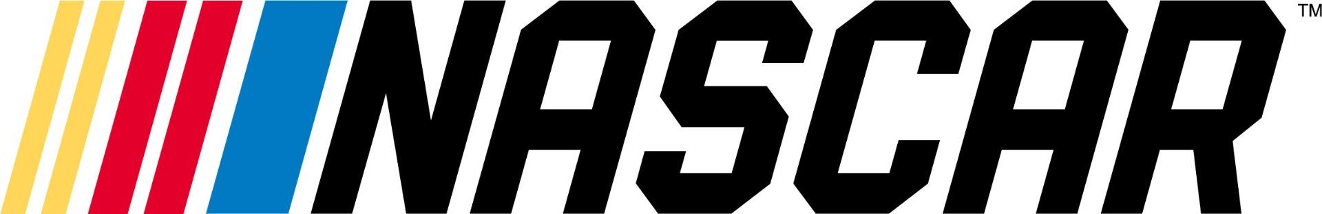 NASCAR logo for Blue-Emu Partnership