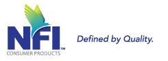 Blue-Emu logo for NASCAR Partnership